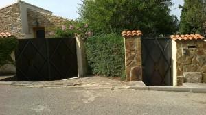 fabriquant portail et portillon dans votre département. Ferronnier VAR, ferronnerie portail porte. Faufer, Fabrice Fauchier. Ferronnier le pradet. Fabrication sur mesures