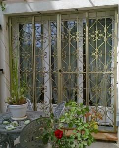 grille de fenêtre amovible, grille de sécurité pour fenetre