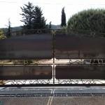 portail fer forgé var, artisanal, portail provençale pas cher, livraison sur toute la france, Hyères, toulon, la garde, la crau, la valette, la farlède